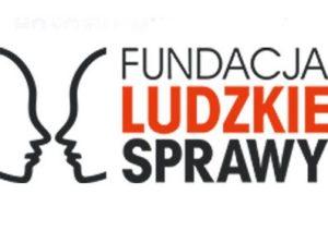 Logo fundacji ludzkie sprawy